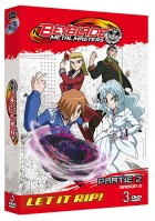 anime - Beyblade Metal Masters - Coffret Vol.2