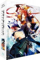 Dvd -Black Bullet - Intégrale Collector Blu-Ray