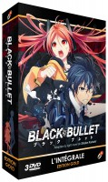 anime - Black Bullet - Intégrale - Edition Gold