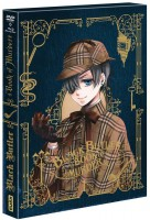 Dvd -Black Butler - Book of Murder - Intégrale