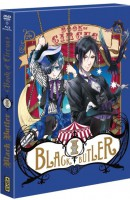 Black Butler - Book of Circus - Blu-Ray + DVD Vol.1