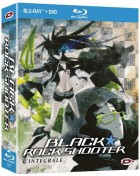 anime - Black Rock Shooter - Combo Blu-ray DVD