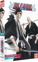 Dvd -Bleach - Saison 6 - Box 1/3 - The Invading Army (Partie 1)