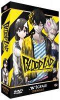 Dvd - Blood lad - Intégrale - Edition Gold