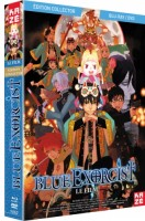 Dvd -Blue Exorcist - Film - Blu- Ray - Collector