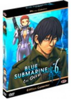 anime - Blue Submarine 6 - Intégrale - Edition Gold