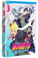 Anime - Boruto - Naruto Next Generations - Coffret Blu-Ray Vol.3