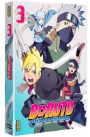 Boruto - Naruto Next Generations - Coffret DVD Vol.3
