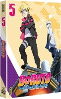 Anime - Boruto - Naruto Next Generations - Coffret DVD Vol.5