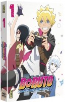 Boruto - Naruto Next Generations - Coffret DVD Vol.1