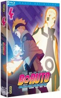 Boruto - Naruto Next Generations - Coffret Blu-Ray Vol.4