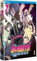 Boruto - Naruto Next Generations - Coffret Blu-Ray Vol.7
