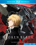 anime - Broken Blade - Films - Saphir - Blu-Ray