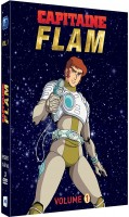 Dvd -Capitaine Flam - Edition remasterisée DVD Vol.1
