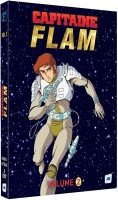 Dvd -Capitaine Flam - Edition remasterisée DVD Vol.2