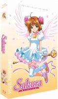 Card Captor Sakura (Sakura, chasseuse de cartes) - Intégrale - Edition collector limitée - Coffret A4 Blu-ray
