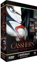 anime - Casshern Sins - Integrale Gold