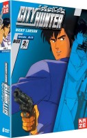 Dvd -Nicky Larson/City Hunter - Coffret Vol.2