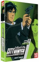 Dvd -Nicky Larson/City Hunter - Coffret Vol.3