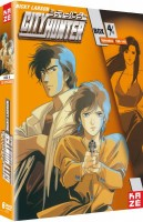 Nicky Larson/City Hunter - Coffret Vol.4