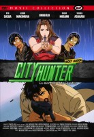 anime - City Hunter - Nicky Larson - La mort de City Hunter - Movie Collection