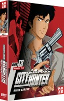 Dvd -Nicky Larson/City Hunter - Coffret Vol.1