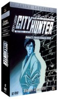 Dvd -Nicky Larson/City Hunter VOVF Uncut Saison 1 - Anime Legends