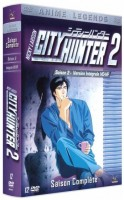 Dvd -Nicky Larson/City Hunter VOVF Uncut Saison 2 - Anime Legends