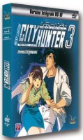 Dvd -Nicky Larson/City Hunter VOVF Uncut Saison 3