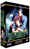Dvd -City Hunter (Nicky Larson) - Collector - 4 films & 2 OAV - VOSTFR/VF