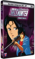 Nicky Larson/City Hunter VOVF Uncut Saison 1 Vol.4