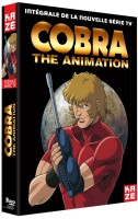 Cobra The Animation - Intégrale Série TV