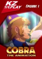 vidéo manga - Cobra The Animation Vol.1