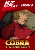 vidéo manga - Cobra The Animation Vol.3