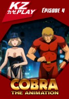 vidéo manga - Cobra The Animation Vol.4