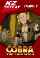 vidéo manga - Cobra The Animation Vol.8