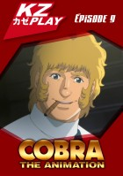vidéo manga - Cobra The Animation Vol.9