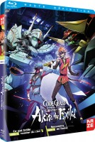 Dvd -Code Geass - Akito the Exiled - OAV 3 et 4 - Blu-Ray