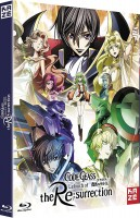 Code Geass - Lelouch of the Re;surrection - Blu-Ray