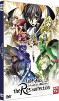 anime - Code Geass - Lelouch of the Re;surrection - DVD