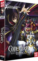 anime - Code Geass - Lelouch of the Rebellion R2 - Intégrale Slim