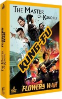 film - Coffret Kung-Fu : The Master of Kung-Fu + Flowers War
