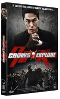 Dvd -Crows Explode