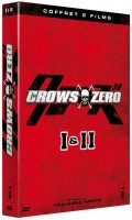 Dvd -Crows Zero I + II Coffret