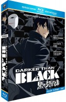 Dvd -Darker than Black - Intégrale Saphir - Blu-Ray