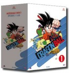 Dragon Ball Coffret Collector VOVF Vol.1
