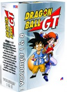 Dragon Ball GT - Coffret - Vol. 1 à 8