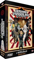 Dvd -Deadman Wonderland - Edition Gold