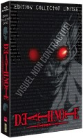 Death Note - TV - Intégrale Collector Blu-ray