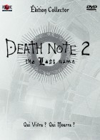 Dvd -Death Note - Film 2 - Live - Collector